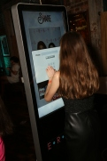 selfie touch screen photo kiosk photo favors photo booth dj jerry laskin thenewyorkeventplannerweekly.com